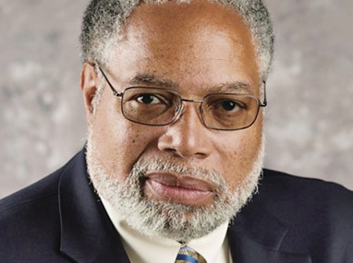 Formal portrait of Lonnie G Bunch III