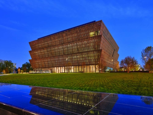 National Museum of African American History and Culture, image credit Alan Karchmer