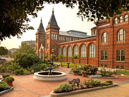 Arts and Industries Building