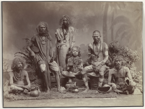 Group of Yogis