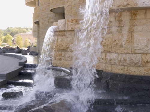 National Museum of the American Indian - Water Feature