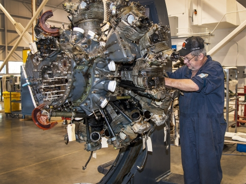 Helldiver engine