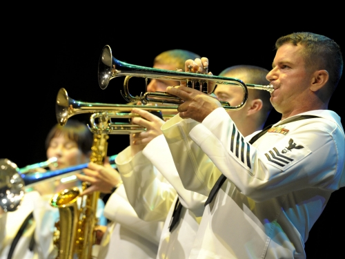 U.S. Navy Band at the Smithsonian
