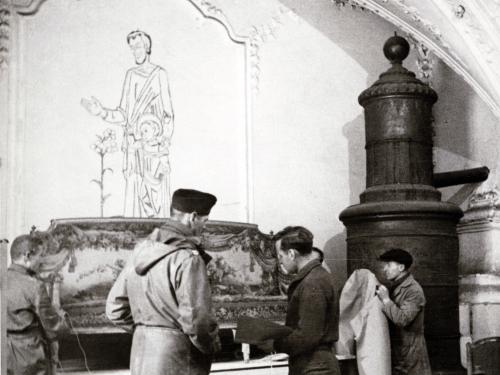 Monuments Men - Rescuing Art