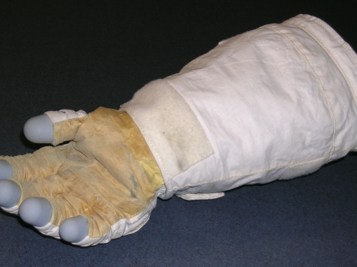 Astronaut's glove