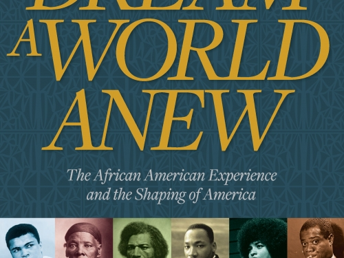 Dream a World Anew book cover