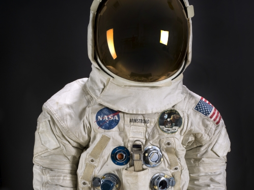 Neil Armstrongs Apollo 11 Space Suit