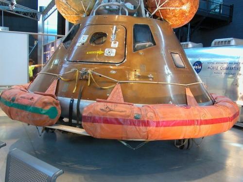 Apollo 11 Flotation Collar