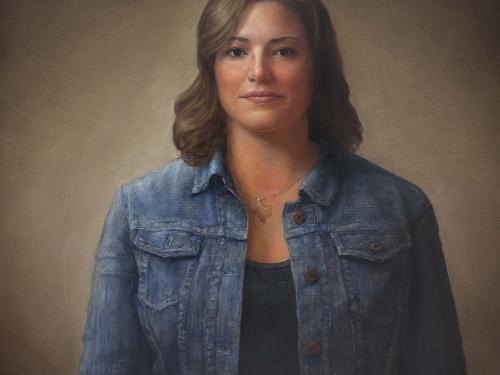 Portrait of Donohue
