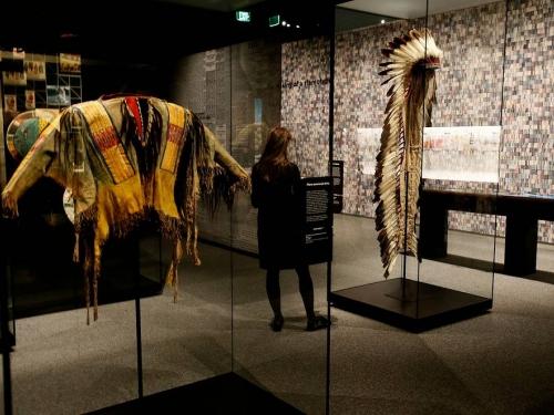Gallery exhibits