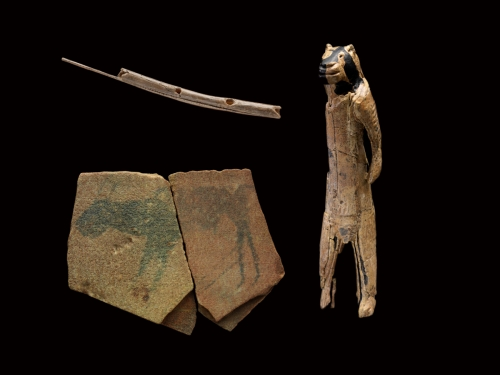 Prehistoric symbolic objects