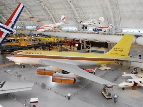 "Boeing 367-80 ""Dash 80"" airplane"