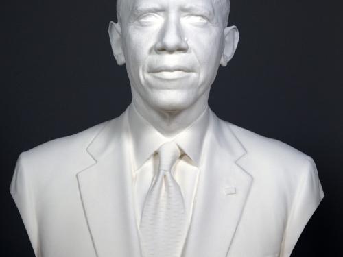 3-D Bust