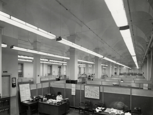 Patent Office Building - Civil Service Offices, 1950s