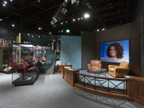 Oprah exhibition