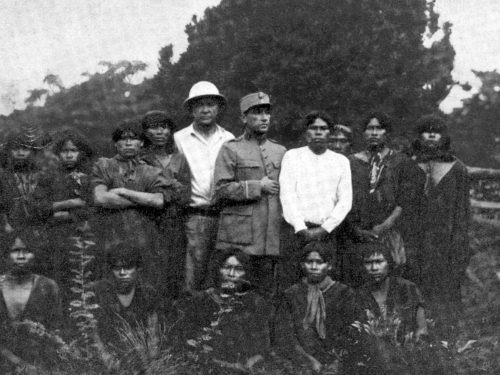 Indigenous people and local authorities