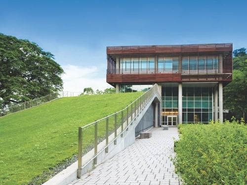 Exterior of new Gamboa facility