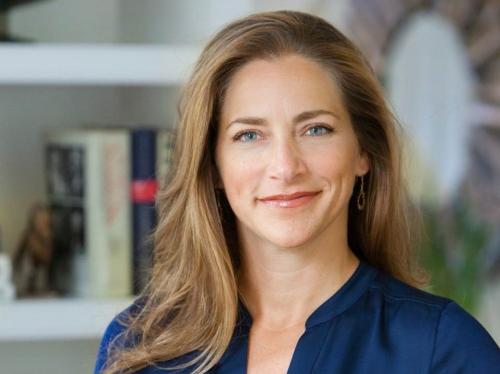 Portrait of Rachel Goslins