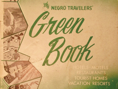 Green Book Cover 1959