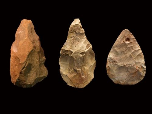 Stone handaxes