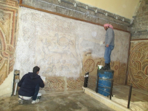 Mosaic preservation
