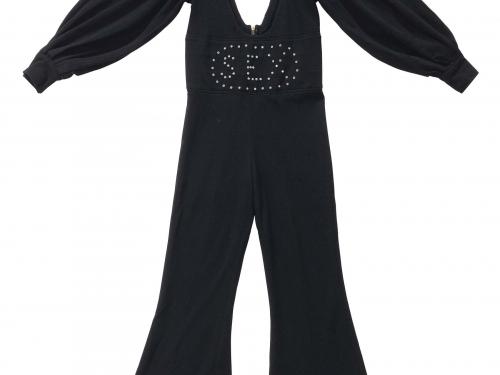 James Brown's black jumpsuit