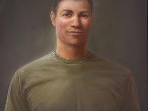 Portrait of Lucey