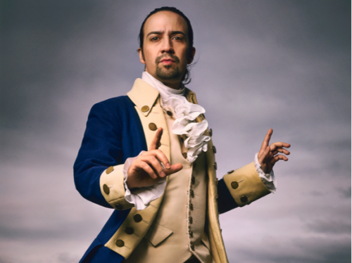 Lin-Manuel Miranda by Mark Seliger