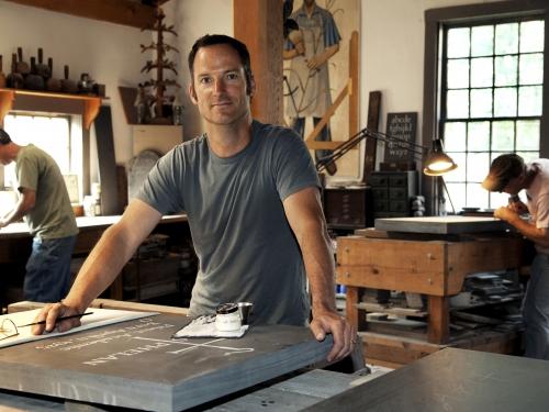 Nick Benson, Good Work: Masters of the Building Arts