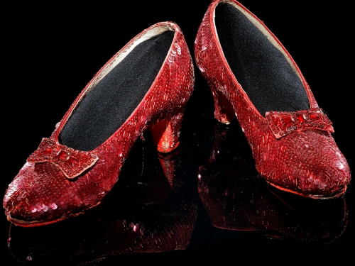 Dorothy's Ruby Slippers