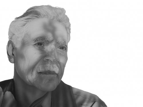 Portrait of Anaya