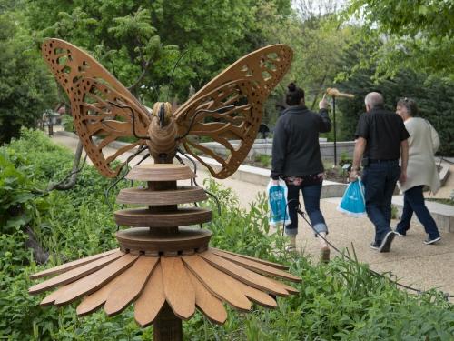 Bug B&B exhibit