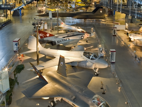 Steven F. Udvar-Hazy Center Hangar