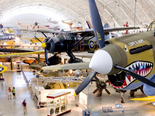 Udvar-Hazy Center - Boeing Aviation Hangar