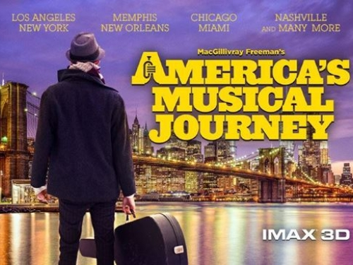 Ad for America's Musical Journey