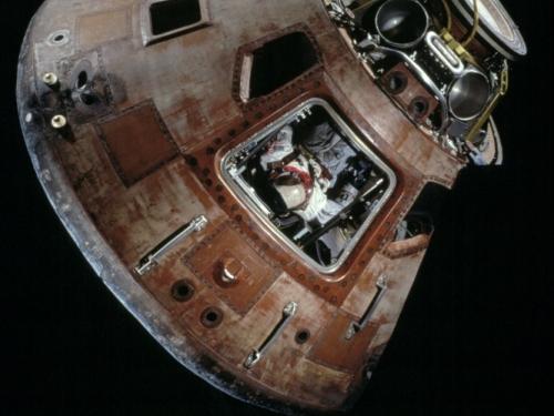 Apollo 11 Command Module Columbia