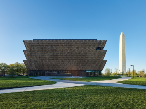 NMAAHC exterior