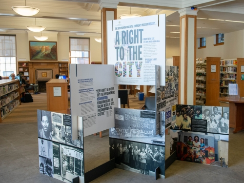 A Right to the City Installation