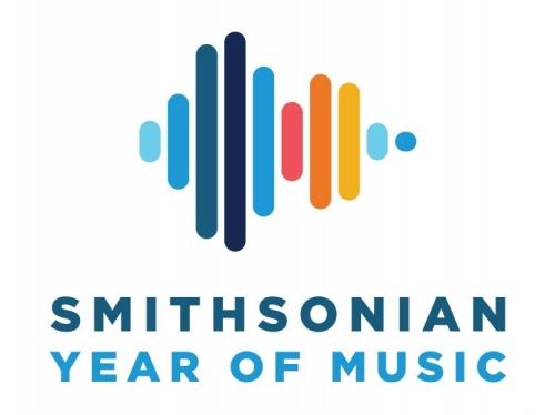 Smithsonian Year of Music Logo