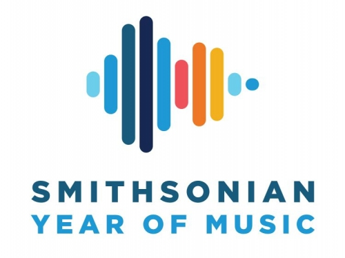 Smithsonian Year of Music Logo