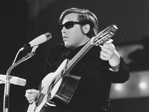 Jose Feliciano in performance
