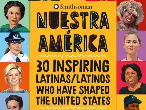 "Book cover of ""Nuestra America"""