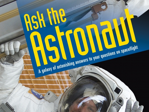 "Cover of ""Ask the Astronaut"""