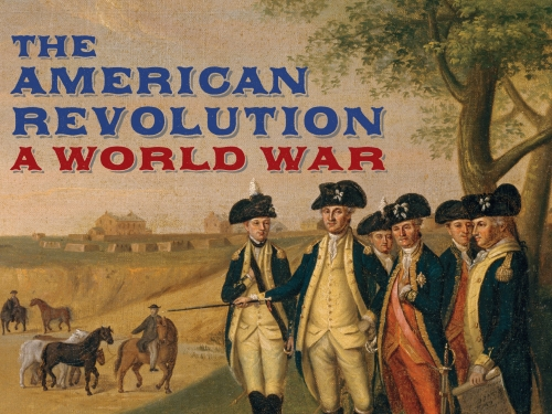 The American Revolution: A World War cover
