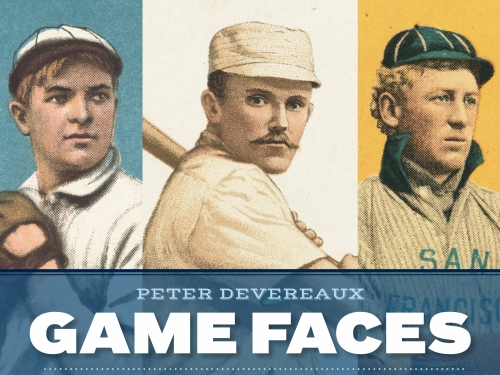 Game Faces book cover