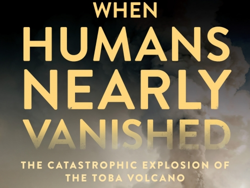 When Humans Nearly Vanished Book Cover