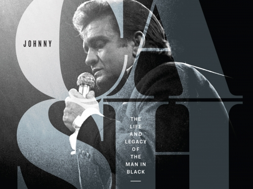 Johnny Cash book cover