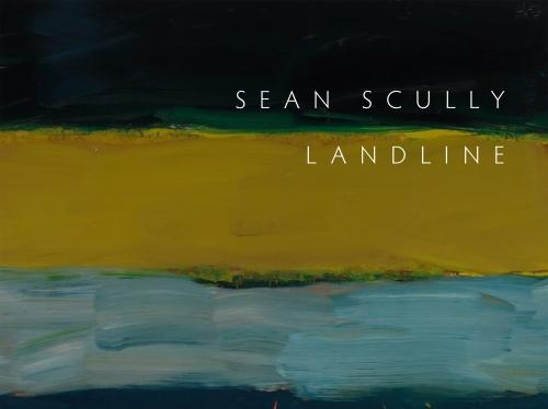 Sean Scully: Landline Cover