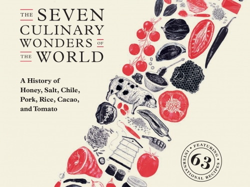 Seven Wonders Book Cover