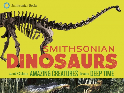 Smithsonian Dinosaurs cover